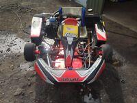 125cc shifter kart gearbox kart