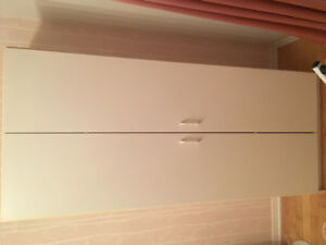 White Cabinet - GREAT Condition