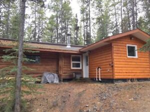 Cozy Cabin at Teslin Cottage Subdiv Realtor Don MacDonald