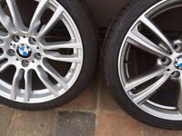 BMW alloys 335 alloys x4 435 alloys for sale