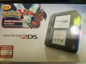 Nintendo 2DS [Blue] - Pokemon Y Included