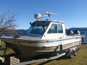 25' Silverstreak Hardtop with Yamaha 250's