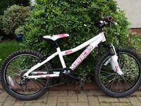 Girls Saracen Bike 20 W Mountain bike