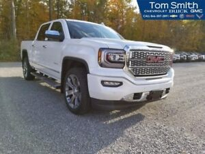 2018 GMC Sierra 1500 Denali  - Navigation - Sunroof