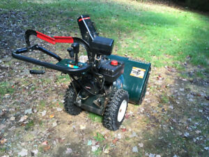 Craftsman Dual Stage Snow Blower 11 H.P. 30 inch