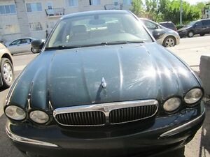 For sale 2002 Jaguar X-TYPE Sedan with Sunroof, fully loaded