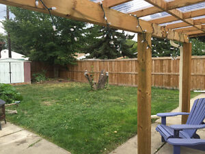 Price drop/whole Single house in Hazeldean/Ritchie for rent
