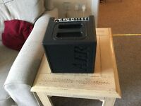 AER 40 watt alpha acoustic amp