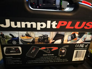 Jumpit Plus Booster and  Portable Charging