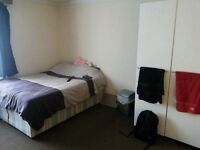 Spacious master bedroom available