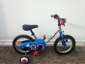 BTWIN 12 inch Child's Bike for sale
