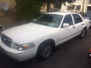 2006 Mercury Grand Marquis ultimate edition