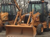 Backhoe and bobcat operator needed for snow work