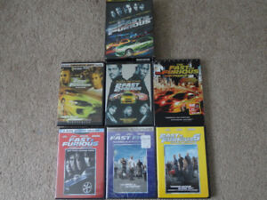 Fast and the Furious Collection