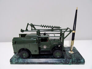 1950s AT&T Dodge BELL POWER WAGON TRUCK pen holder MARBLE Cambridge Kitchener Area image 1