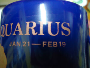 Older, Ceramic Aquarius Cup
