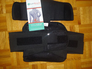 BRAND NEW BACK BRACE SUPPORT FOR THERAPY PAIN RELIEF