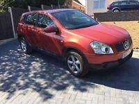 Nissan qashqai 1.5dci 6speeds diesel one lady owner