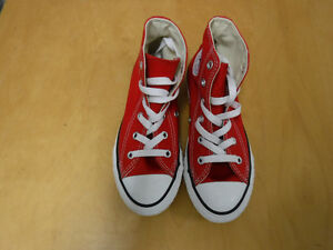 Brand new Converse high tops, size 1