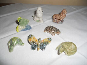 Wade Red Rose Tea Animal Figurines (1971 - 1979)