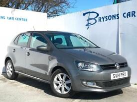 2014 14 Volkswagen Polo 1.2 ( 60ps ) Match Edition for sale in AYRSHIRE