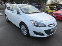 2013 Vauxhall Astra 1.7 CDTi ecoFLEX 16v Tech Line 5dr (start/stop)