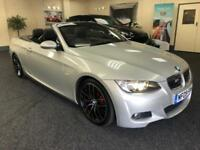 2009 BMW 3 SERIES 325I M SPORT + BIG SPECIFICATION + M PERFORMANCE + CONVERTIBLE
