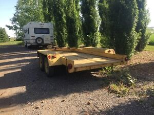 Heavy Duty Quad Trailer