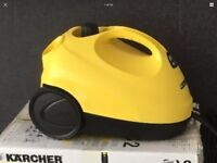 Karcher steam cleaner used once