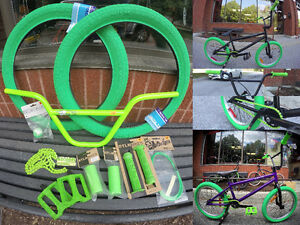 Customize Your NEW or USED BMX @ Harvester BMX FREE INSTALLATION