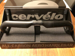 CERVÉLO CARBON ROAD BAR - 400mm (40cm)