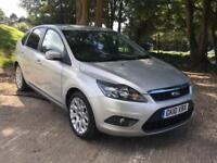 Ford Focus 1.6 ( 100ps ) Auto Zetec **Finance Available**