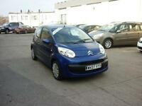 2007 Citroen C1 1.0i Rhythm Finance Available