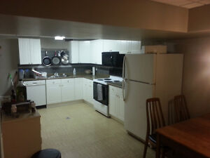 2 Bedroom Basement Suite, Century Park LRT, Utilities Included