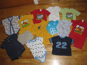 Boy summer clothing 9-12 months Cornwall Ontario image 1