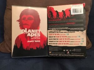 Planet Of The Apes Legacy (Coffret DVD)