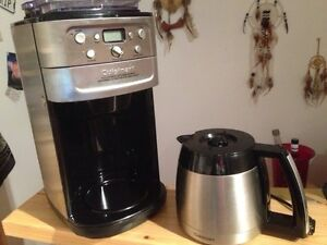 Cuisineart Coffeemaker with Grinder Strathcona County Edmonton Area image 6