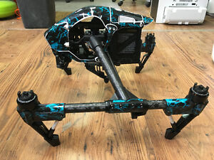 DJi INSPIRE 1 V2 NEW NEVER FLOWN CUSTOM SKIN