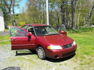 2002 Nissan Sentra for Sale by Owner