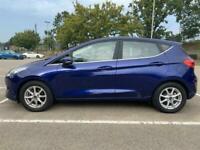 2018 Ford Fiesta 1.0T ECOBOOST ZETEC AUTO (S/S) 5DR SAT NAV PARK SENSORS | FR