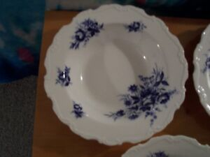 5- Royal Albert Connoisseur soup bowls Moose Jaw Regina Area image 2