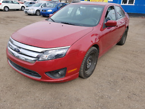 2010 ford fusion only  $6900