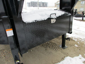 2017 5th Wheel Flat Deck Trailer - FINANCE OPTIONS OAC! Strathcona County Edmonton Area image 4