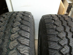 GREAT PAIR OF TIRES