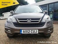Honda Cr-V I-Dtec Ex Estate 2.2 Manual Diesel