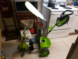 Brand new LITTLE TIKES 4 in 1 tricycle.