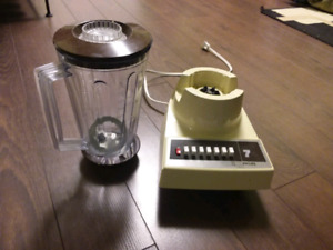 Philips 7 speed blender