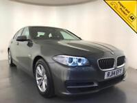 2014 BMW 525D SE DIESEL 4 DOOR SALOON SAT NAV 1 OWNER SERVICE HISTORY