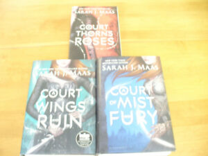 Sarah Maas Court of thorns and roses Series books