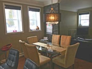Table cuisine et 6 chaises